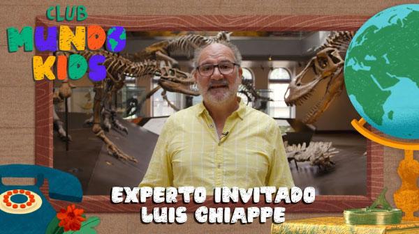 Luis Chiappe, experto de geografía contesta varias preguntas que tenemos en Club Mundo Kids