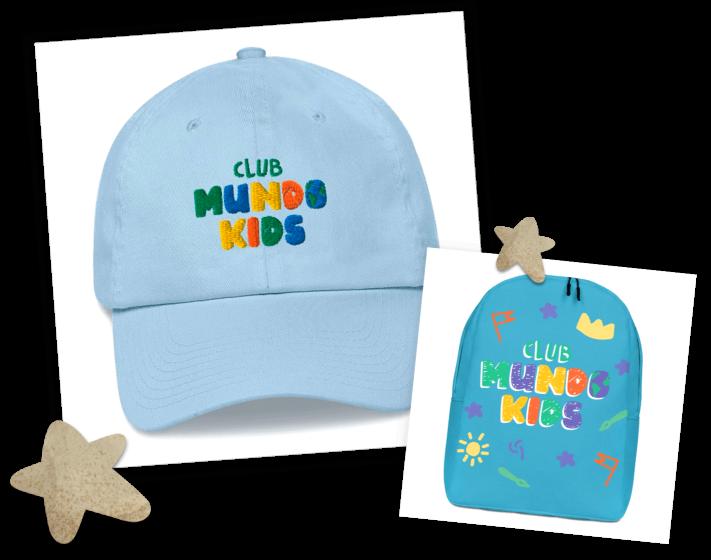 Nuestros productos Club Mundo Kids